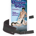 Doggie Style Strap: Ease your lover into different sex positions by using this adult toy strap.