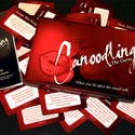 Canoodling: Cuddle up with one another, playing this game, and take breaks to titillate one another with vibrating sex toys and dual stimulation cock rings.