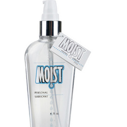 Moist Spray Lubricant: A few sprays of this slick lube enhances each moment spent with rabbit vibrators, dildos, G-Spot sex toys, and clit vibes.