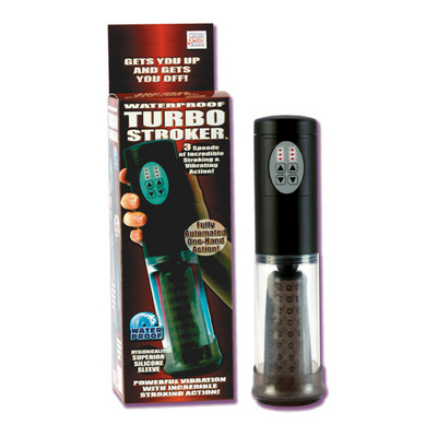 Full stroker male sex toy
