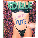 Edible Fingerpaints: Paint your partner's body with edible body paint and tickle and tease her with vibrating cock rings, clit vibes, and dual stimulation sex toys.
