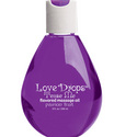 Love Drops: Use this massage lotion and massage oil for intimate moments and sex toy massagers.