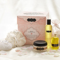 Sweet Celebration Box: The Sweet Celebration Box combines erotic massage and exotic sex toy masturbation into one wild giftset for romantic lovers.