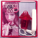 French Kiss: Clit vibrator sex toys and female orgasms with adult toys