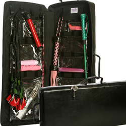 Toychest: Fetish sex toy storage for whips, floggers, and BDSM