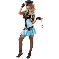 Police Girl: Police Costume for Halloween