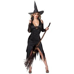 Wicked Witch: Witch Costume for Halloween